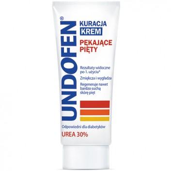 UNDOFEN Krem na pękające pięty - 50 ml - obrazek 4 - Apteka internetowa Melissa
