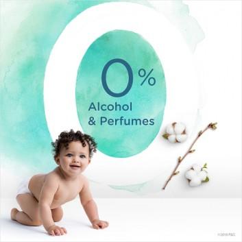 Pampers chusteczki nawilżane Aqua Pure 48 sztuk chusteczek - cena, opinie, wskazania - obrazek 6 - Apteka internetowa Melissa