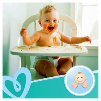 PAMPERS Fresh Clean Chusteczki nawilżane dla niemowląt - 6 op., 480 szt. - cena, opinie, właściwości - obrazek 4 - Apteka internetowa Melissa