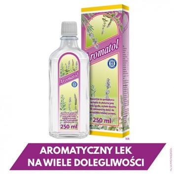 AROMATOL - 250 ml Na trawienie - cena, opinie, właściwości - obrazek 1 - Apteka internetowa Melissa