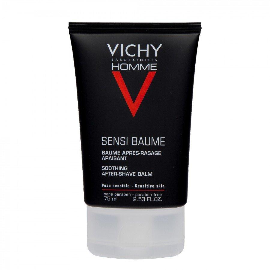 VICHY HOMME SENSI-BAUME MINERAL Balsam po goleniu - 75 ml - Apteka internetowa Melissa