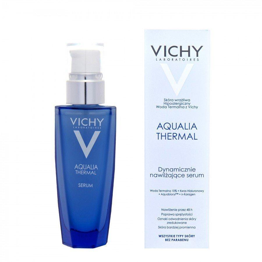 VICHY AQUALIA THERMAL Dynamicznie nawilżające serum dla skóry wrażliwej - 30 ml - Apteka internetowa Melissa