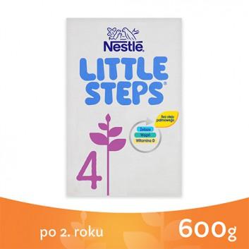 Nestle LITTLE STEPS 4 Mleko modyfikowane dla dzieci po 2 roku życia o smaku waniliowym - 600 g - cena, opinie, stosowanie - obrazek 1 - Apteka internetowa Melissa