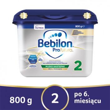 BEBILON 2 PROFUTURA Mleko modyfikowane w proszku - 800 g - cena, opinie, właściwości  - obrazek 1 - Apteka internetowa Melissa