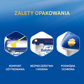 BEBILON 2 PROFUTURA Mleko modyfikowane w proszku - 800 g - cena, opinie, właściwości  - obrazek 3 - Apteka internetowa Melissa
