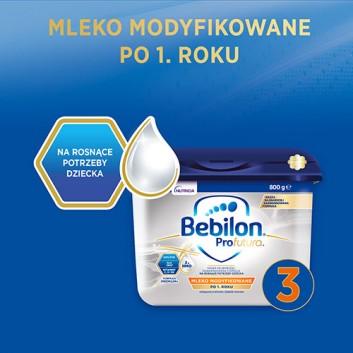 Bebilon 3 Profutura - 800 g - obrazek 2 - Apteka internetowa Melissa