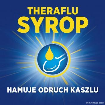 THERAFLU KASZEL 0,15% Syrop na suchy kaszel - 100 ml - obrazek 5 - Apteka internetowa Melissa