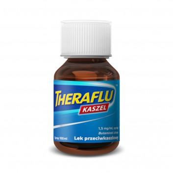 THERAFLU KASZEL 0,15% Syrop na suchy kaszel - 100 ml - obrazek 4 - Apteka internetowa Melissa