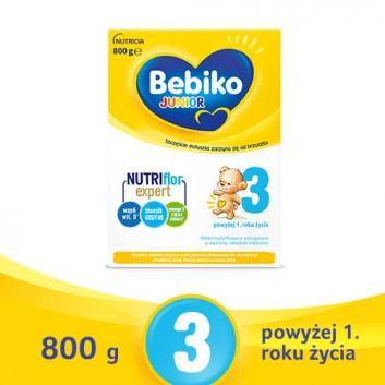 Bebiko 3 Junior - 800 g - obrazek 1 - Apteka internetowa Melissa
