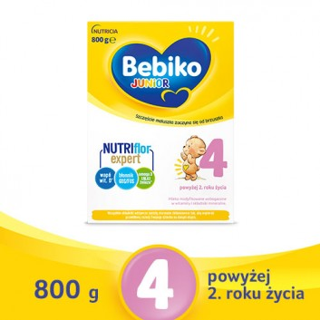 Bebiko 4 Junior - 800 g - obrazek 1 - Apteka internetowa Melissa