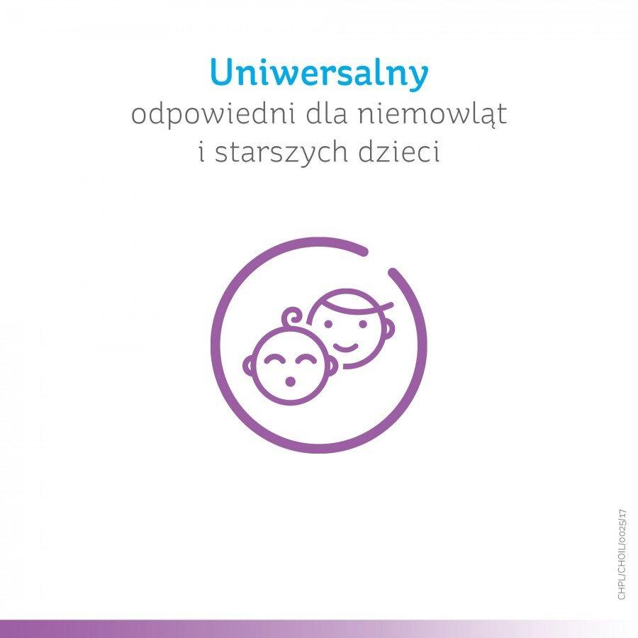 Oilatum Baby Łagodna Ochrona balsam do ciała - Apteka internetowa Melissa