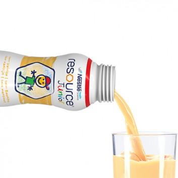 RESOURCE JUNIOR Smak waniliowy - 4 x 200 ml Preparat odżywczy - cena, opinie, stosowanie - obrazek 3 - Apteka internetowa Melissa
