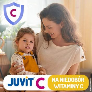 JUVIT C - 40 ml - cena, opinie, właściwości - obrazek 2 - Apteka internetowa Melissa