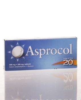 ASPROCOL - 20 tabl. - Apteka internetowa Melissa
