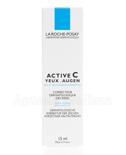 LA ROCHE ACTIVE C Krem pod oczy z aktywną witaminą C - 15 ml
