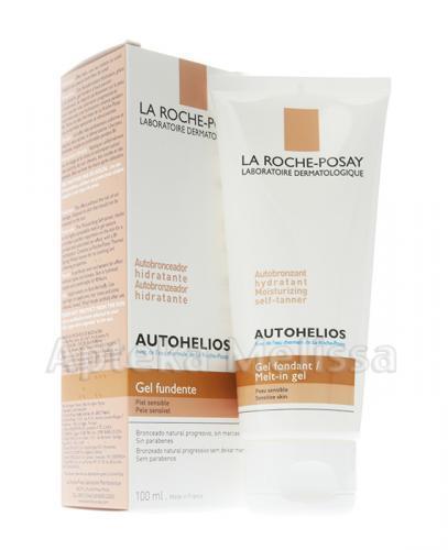 LA ROCHE-POSAY AUTOHELIOS Samoopalacz do twarzy i ciała - 100 ml - Drogeria Melissa