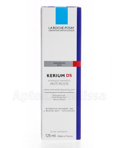 LA ROCHE-POSAY KERIUM DS Szampon przeciwłupieżowy intensywna kuracja - 125 ml - Drogeria Melissa