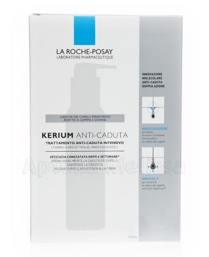 LA ROCHE KERIUM Intensywna kuracja przeciw wypadaniu włosów - 125 ml