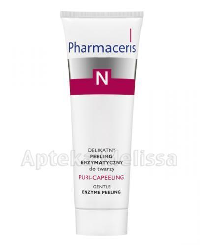 PHARMACERIS N PURI CAPEELING Delikatny peeling enzymatyczny do twarzy - 50 ml - Apteka internetowa Melissa