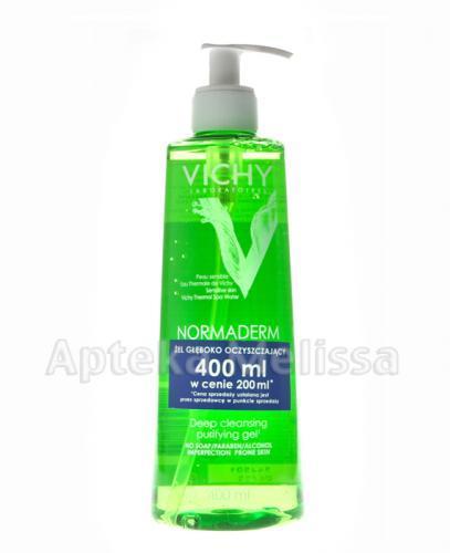 VICHY NORMADERM Żel głęboko oczyszczający - 400 ml
