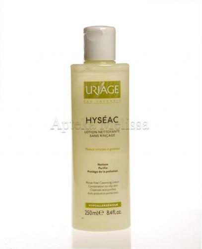 URIAGE HYSEAC Tonik oczyszczający do cery normalnej i mieszanej - 250 ml - Apteka internetowa Melissa