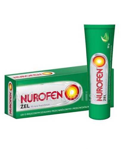 NUROFEN ŻEL - 50 g