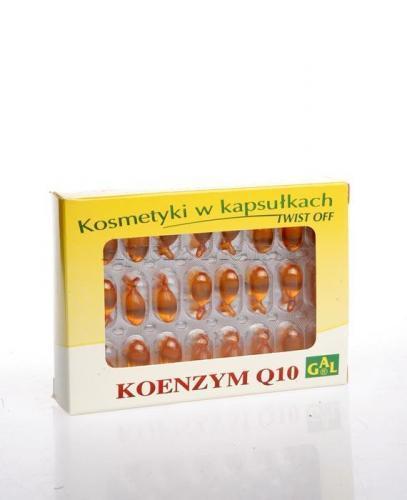 GAL Koenzym Q twist off - 48 kaps. - Drogeria Melissa