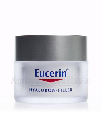 EUCERIN HYALURON-FILLER Krem z kwasem hialuronowym na dzień do skóry suchej - 50 ml - Apteka internetowa Melissa