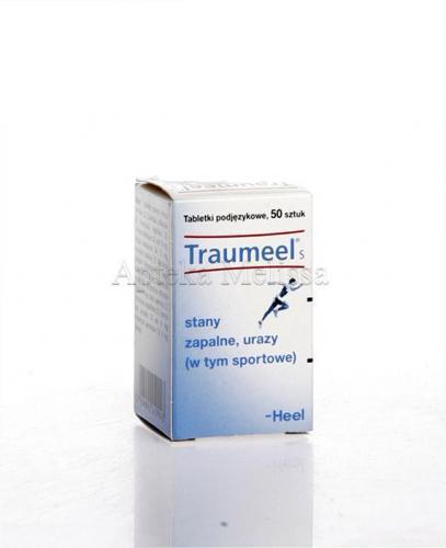 HEEL TRAUMEEL - 50 tabl. - Apteka internetowa Melissa