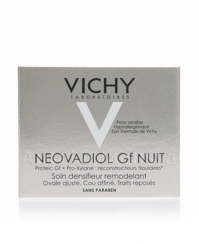 VICHY NEOVADIOL GF Krem przywracajacy gęstość skóry na noc - 50 ml  - Apteka internetowa Melissa