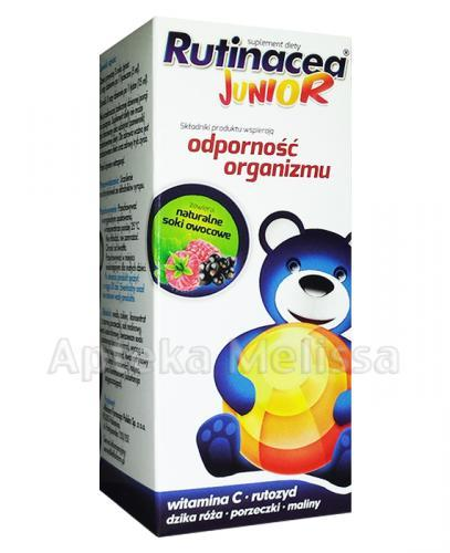 RUTINACEA JUNIOR - 100 ml - Apteka internetowa Melissa