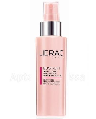 LIERAC BUST LIFT SPRAY TENSEUR Spray do biustu dekoltu napinający ujędrniający, poprawa zarysu biust - Apteka internetowa Melissa