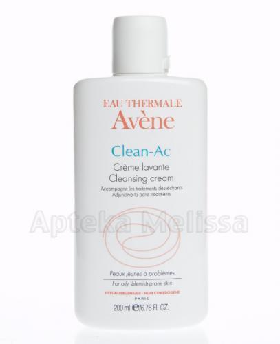 Avene Clean-Ac Żel-Krem oczyszczający - 200 ml  - Apteka internetowa Melissa