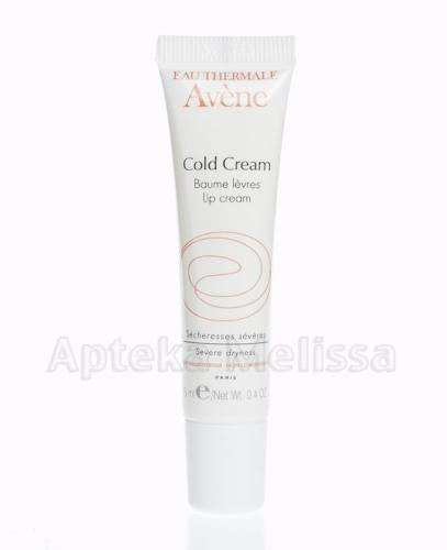 AVENE Cold Cream Balsam do ust - 15 ml - Apteka internetowa Melissa