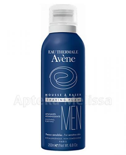 AVENE MEN Pianka do golenia - 200 ml - Apteka internetowa Melissa