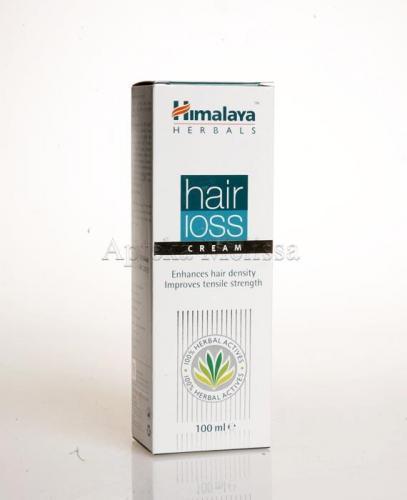 HIMALAYA HAIR-LOSS Krem zapobiegający wypadaniu włosów - 100 ml - Apteka internetowa Melissa
