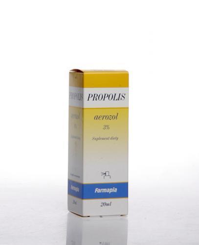 PROPOLIS Aerozol - 20 ml - Apteka internetowa Melissa