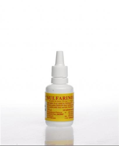 SULFARINOL Krople do nosa - 20 ml - Apteka internetowa Melissa