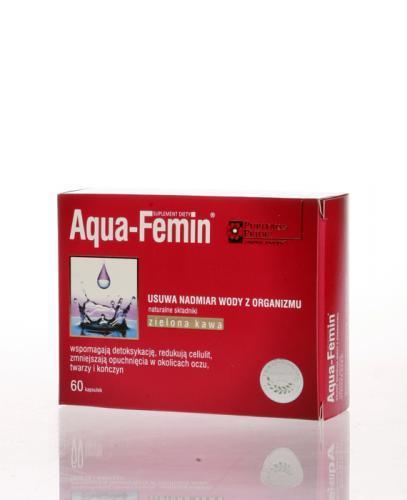 AQUA FEMIN - 60 kaps. - Apteka internetowa Melissa