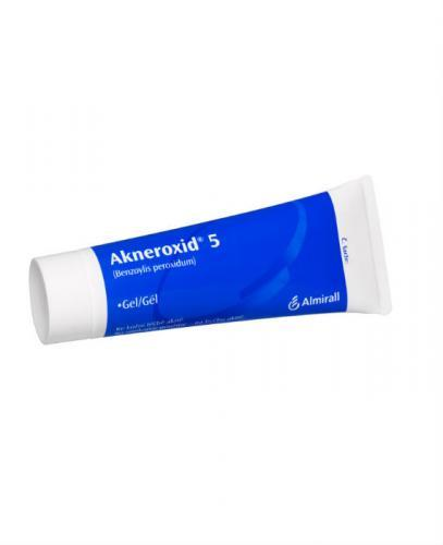 AKNEROXID 5 Żel - 50 g - Apteka internetowa Melissa