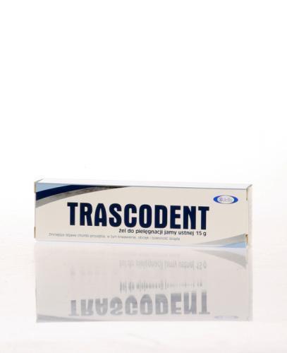 TRASCODENT - 15 g - Apteka internetowa Melissa