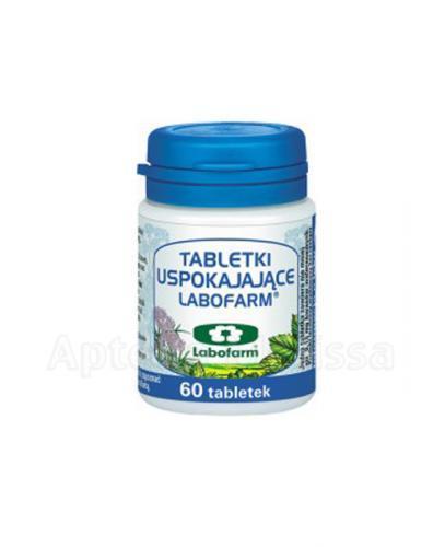 LABOFARM Tabletki uspokajające - 60 tabl. - Apteka internetowa Melissa