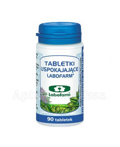 LABOFARM - tabletki uspokajające - 90 tabl. - cena, opinie, dawkowanie - Apteka internetowa Melissa