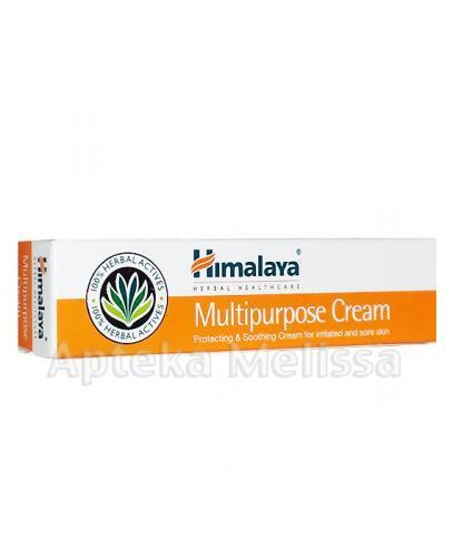 HIMALAYA ANTISEPTIC CREAM Krem kojąco-osłaniający - 20 g - Drogeria Melissa
