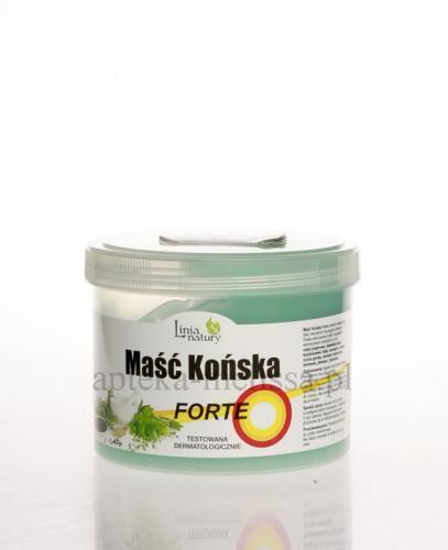 MAŚĆ KOŃSKA Forte - 500 ml - Apteka internetowa Melissa