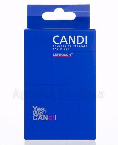 CANDI Pomadka na pękające kąciki ust - 5 ml - Drogeria Melissa