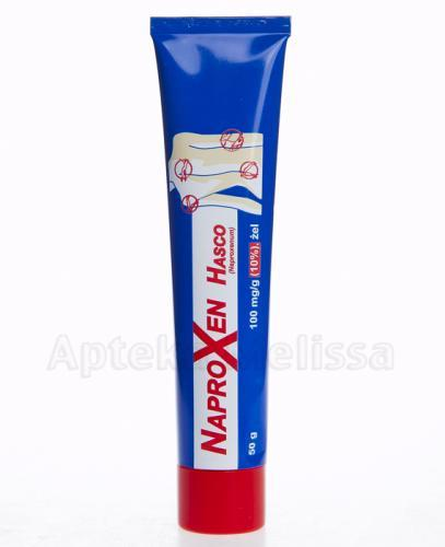 HASCO NAPROXEN 100 mg/1 g - 50 g - Apteka internetowa Melissa