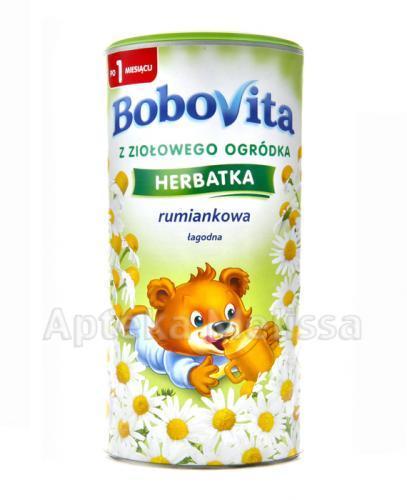 BOBOVITA Herbatka rumiankowa po 1 miesiącu - 200 g - Apteka internetowa Melissa