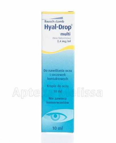 HYAL-DROP MULTI Krople - 10 ml