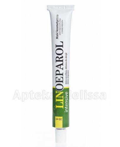 LINOEPAROL INTENSIVE Maść - 30 ml
